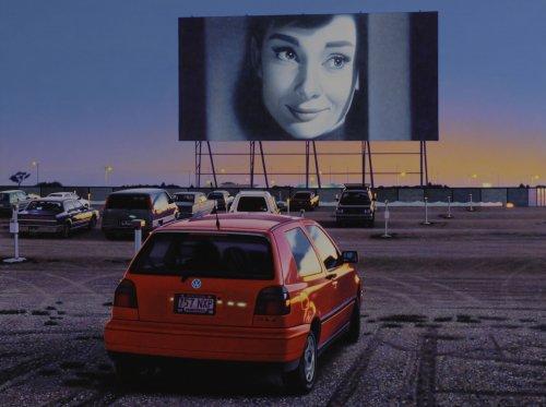 Andrew-Valko-Funny-Girl-2021-Archival-Pigment-Print-BackMounted-On-Aluminum-18x24-Online-Art-Galleries