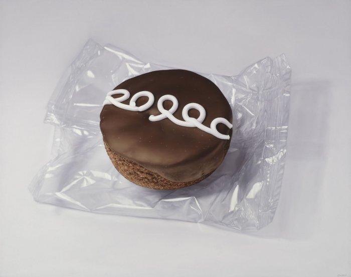 Anselmo-Swan-Hostess-Cupcake-No2-30x38-Online-Art-Galleries