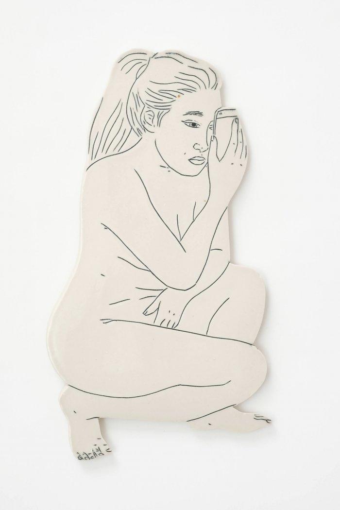 Genevieve-Dionne-Crouching-Venus-Online-Art-Galleries