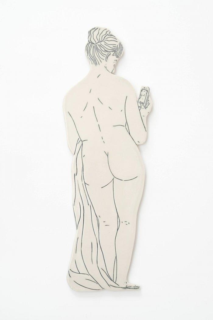 Genevieve-Dionne-Pandoras-Selfie-Online-Art-Galleries