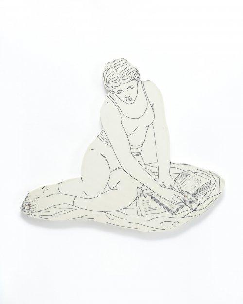 Genevieve-Dionne-Studious-Woman-Online-Art-Galleries