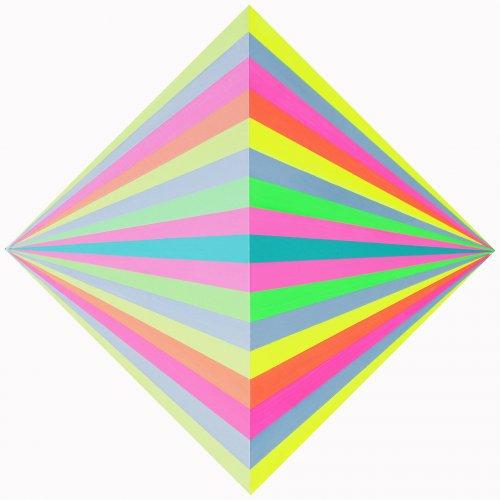 Kristofir-Dean-Jelly-Bean-Refraction-12x12-Online-Art-Galleries