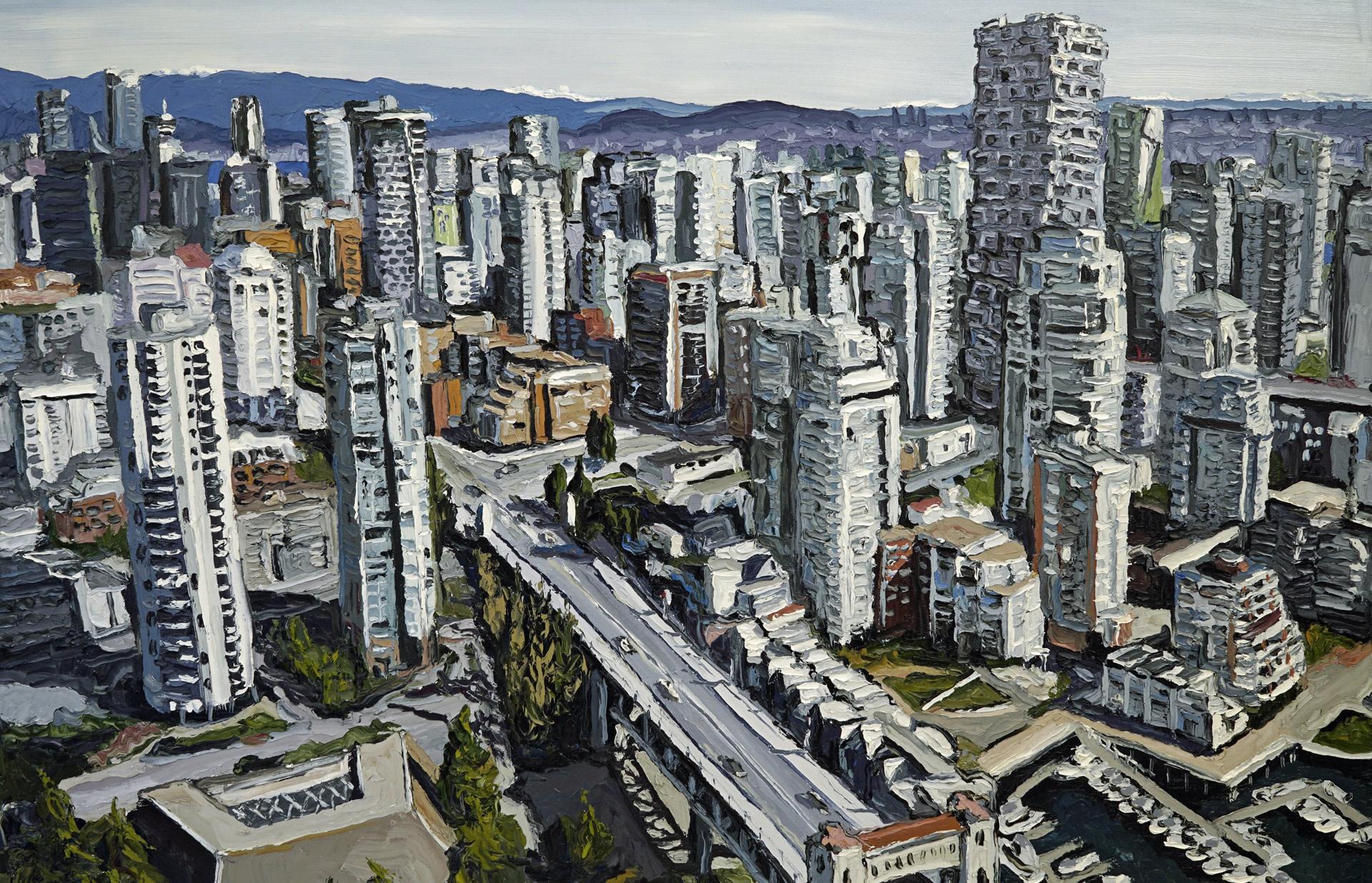 Mike-Fantuz-The-Bridge-Between-36x48-Online-Art-Galleries