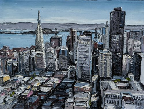 Mike-Fantuz-Whats-Between-San-Francisco-oil-on-canvas-18x24-2020-1200-Online-Art-Galleries