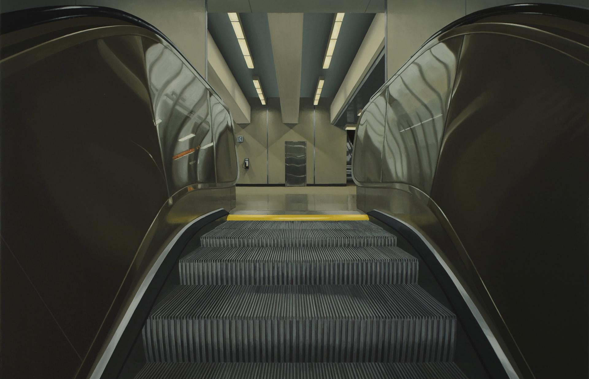 Peter-Harris-Escalator-Online-Art-Galleries