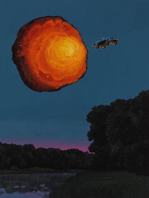 Sean-William-Randall-Gone-40x30-Online-Art-Galleries