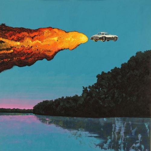Sean-William-Randall-Silver-40x40-Online-Art-Galleries