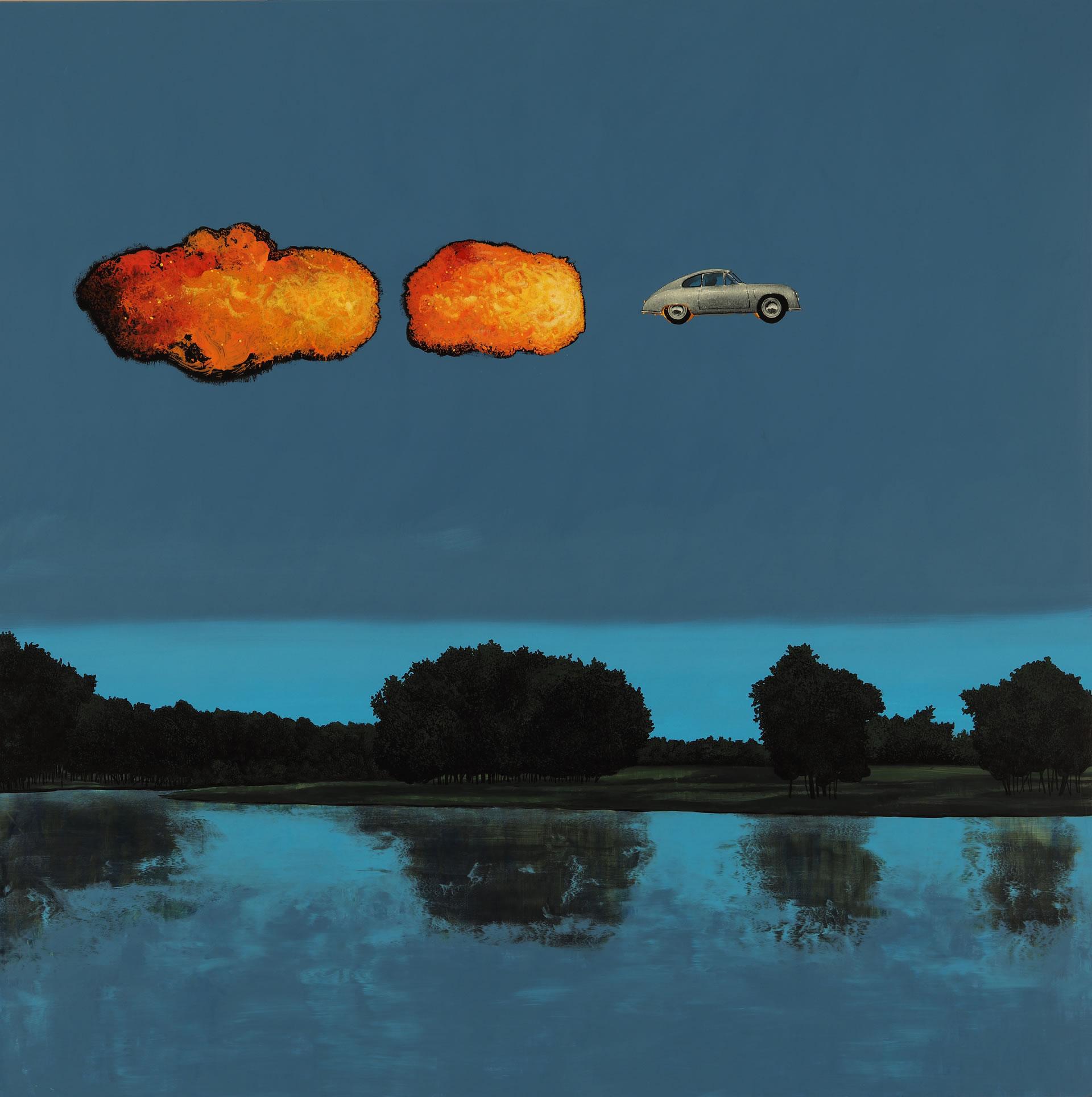 Sean-William-Randall-Thin-Air-40x40-Online-Art-Galleries