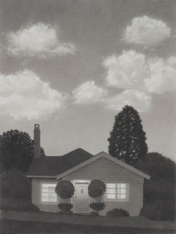 Anselmo-Swan-Evening-No1-15x11-Online-Art-Galleries
