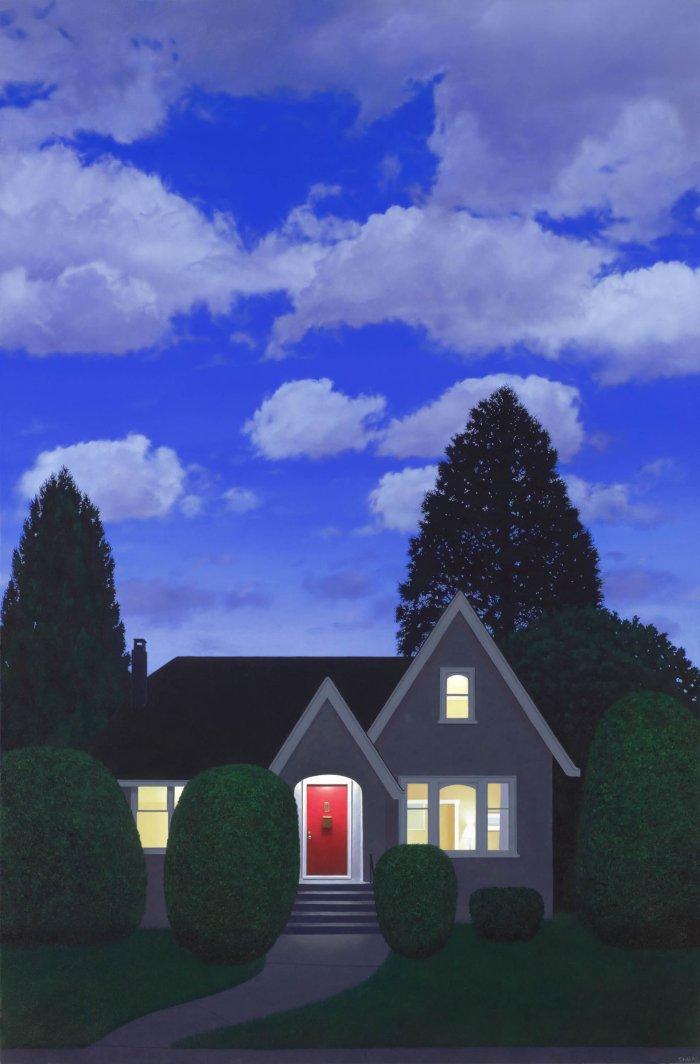 Anselmo-Swan-Home-No1-50x33-Online-Art-Galleries