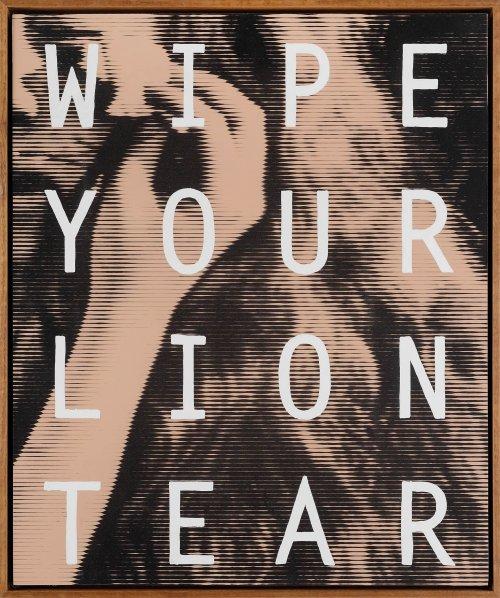 Ben-Skinner-Your-Oz-Wipe-Your-Lion-Tear-Online-Art-Galleries