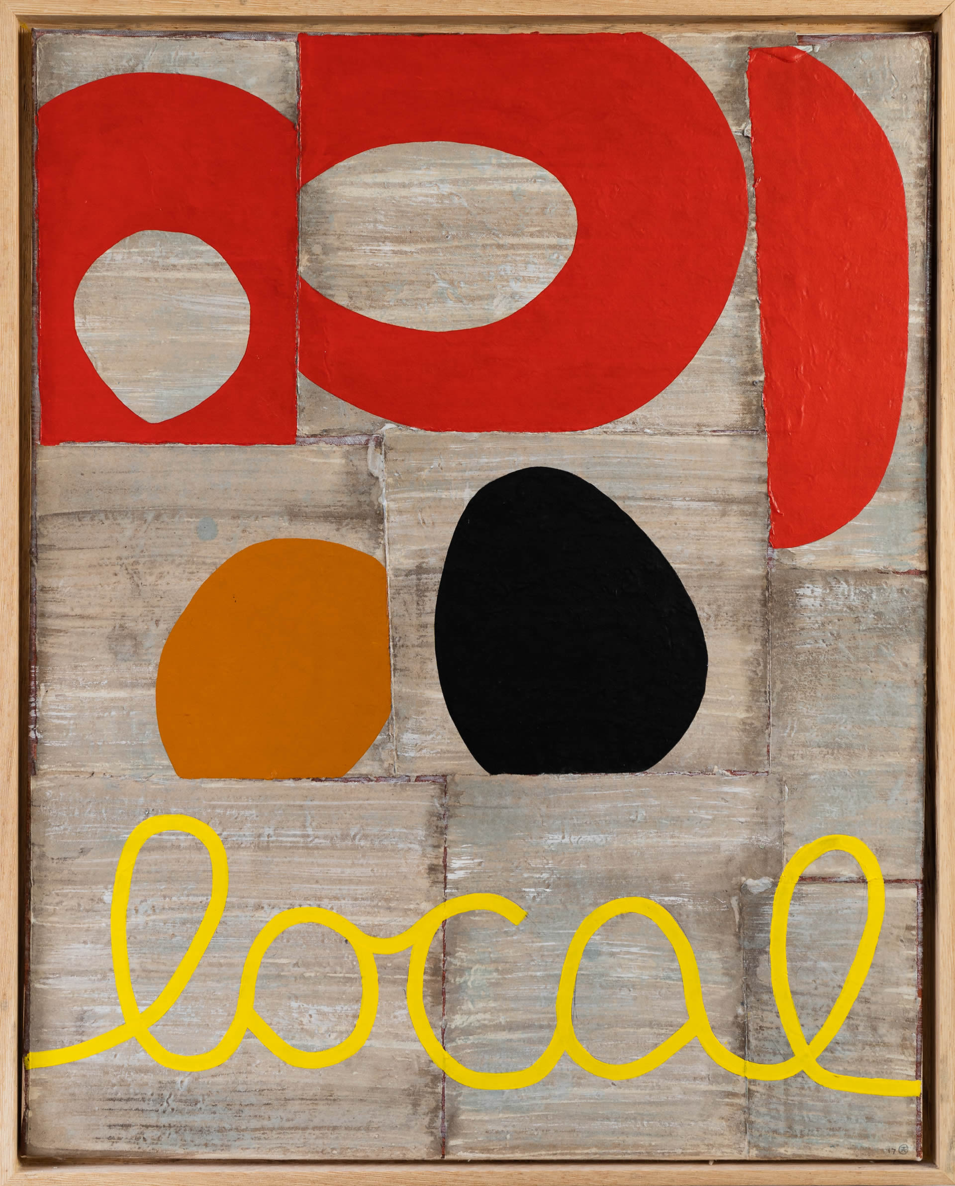 Hugh-Kearney-Local-Mixed-Media-On-Paper-On-Canvas-31_5x25_5-1900-Online-Art-Galleries