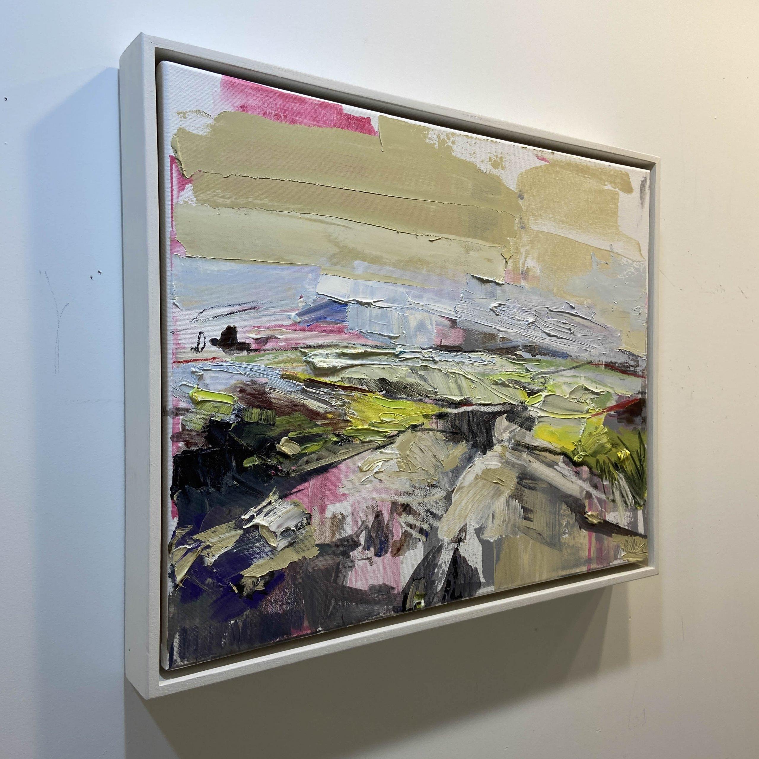 Julie-Himel-Rugged-Memory-Distant-Land-2020-Oil-on-canvas-16x20-Framed-1400-side-Online-Art-Galleries