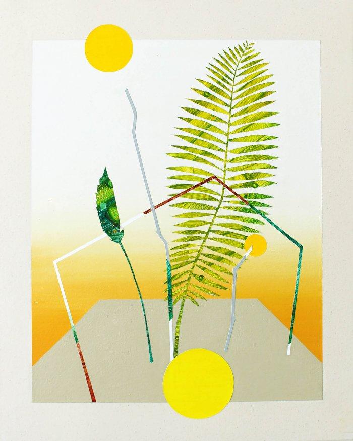 Mira-Song-Green-Series-Afternoon-Breeze-20x16-Online-Art-Galleries