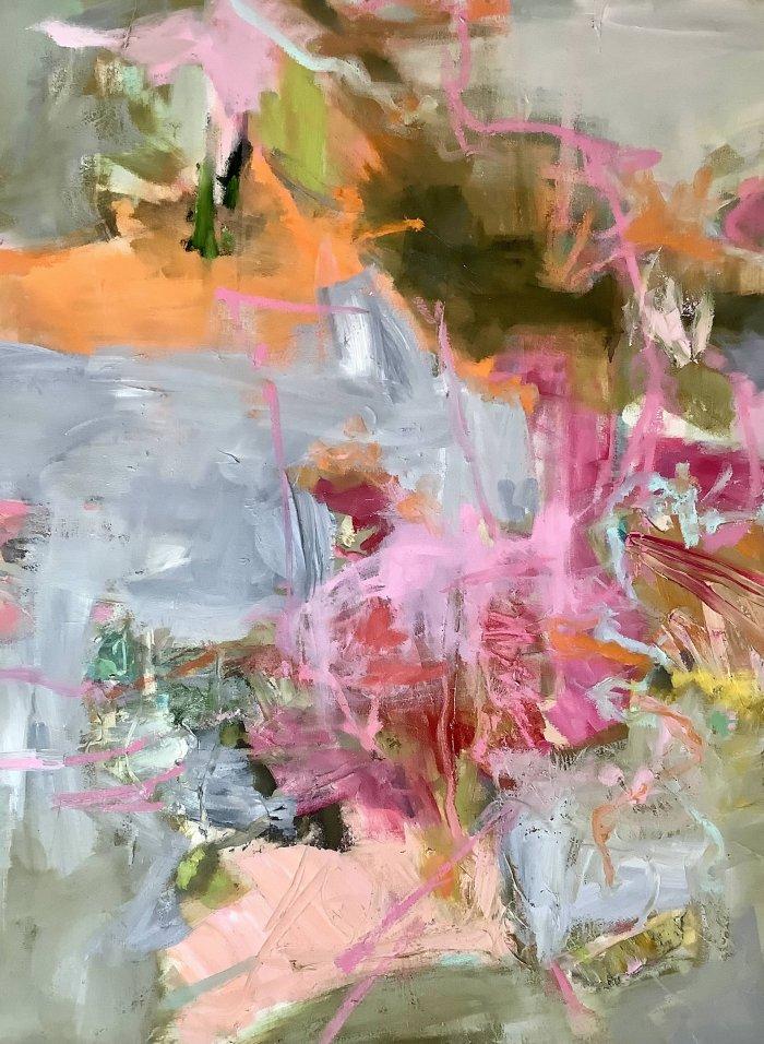 Sharon-Barr-Mystery-Unfolding-Oil-On-Canvas-40x30-Online-Art-Galleries