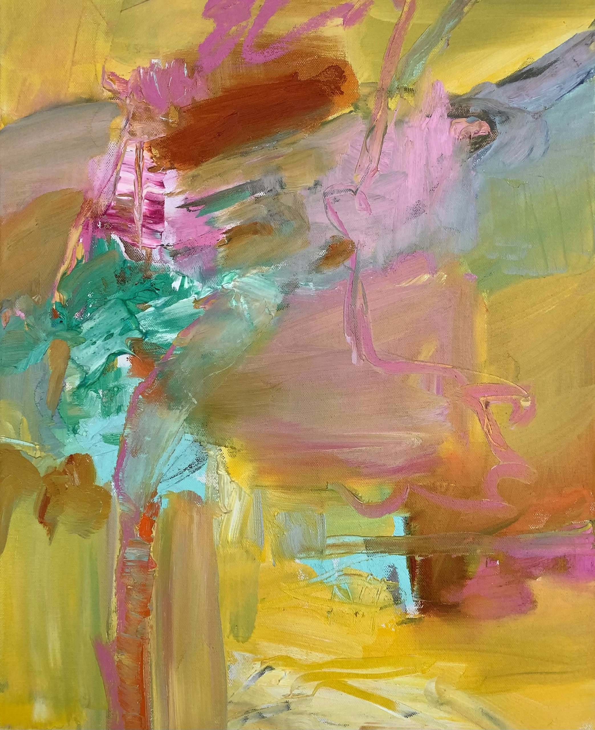 Sharon-Barr-See-You-At-Sunrise-2021-Oil-On-Canvas-20x16-Online-Art-Galleries