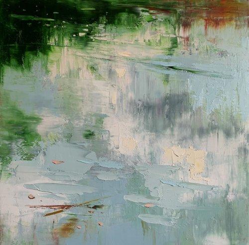 Sue-A-Miller-Presence-2021-Oil-on-panel-20x20-1300-Online-Art-Galleries