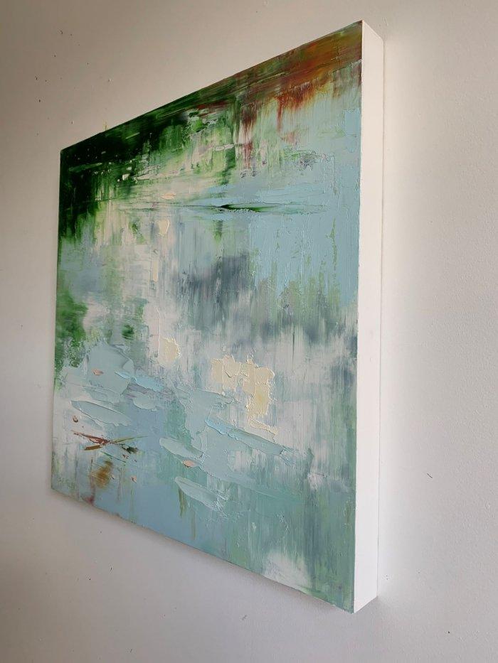 Sue-A-Miller-Presence-2021-Oil-on-panel-20x20-1300-Side-Online-Art-Galleries